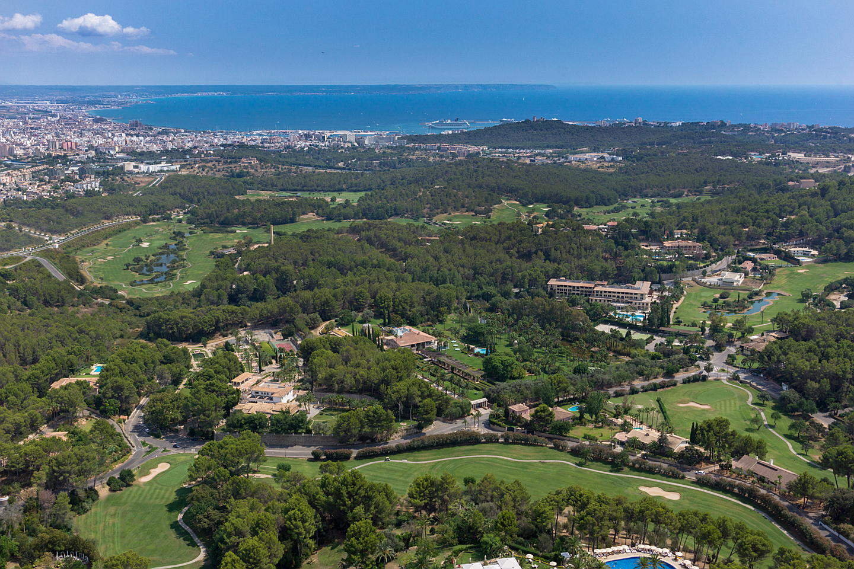 Mallorca Platinum Mallorca Gold Son Vida eye view